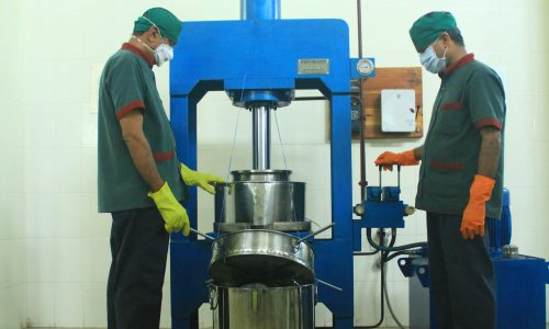 Hydrolic press