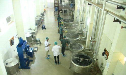 boiler section